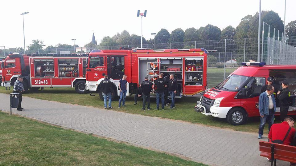 You are browsing images from the article: Finał VII turnieju piłkarskiego w Opalenicy należał do OSP Zbąszyń