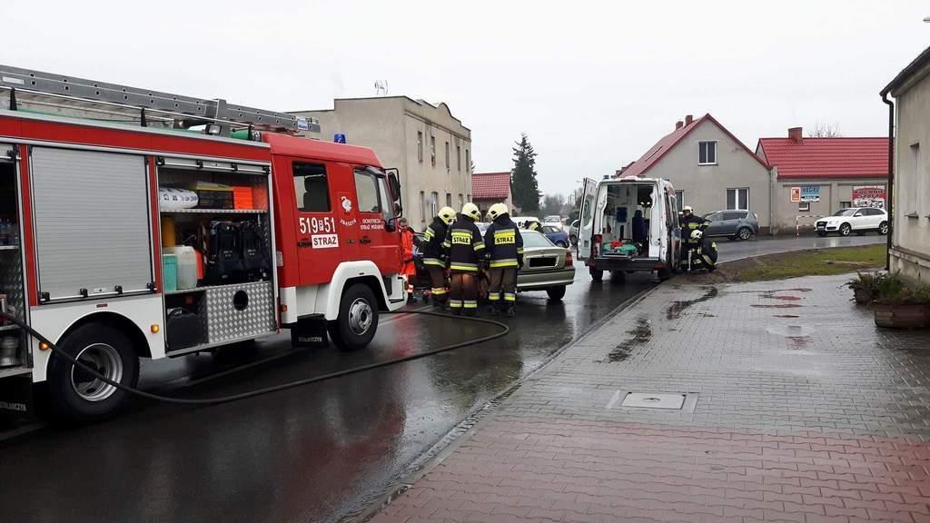 You are browsing images from the article: Kolizja na zakręcie między Zbąszyniem a Przyprostynią