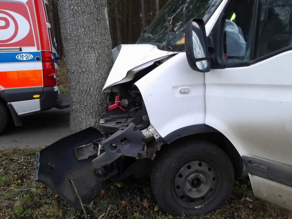 You are browsing images from the article: Kolizja z drzewem w okolicach Nądni